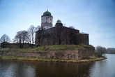 Выборгский замок, мне приятнее называть его