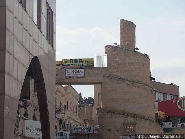 Уличная жизнь Шашлыурфы Шанлыурфа, Турция