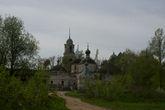 Церковь Параскевы Пятницы и Борисоглебский собор