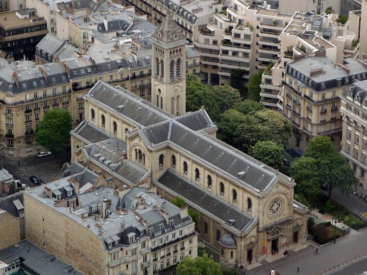 Église Notre Dame des Cha
