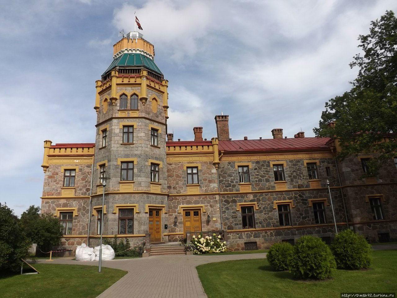 Замки Сигулды Сигулда, Латвия