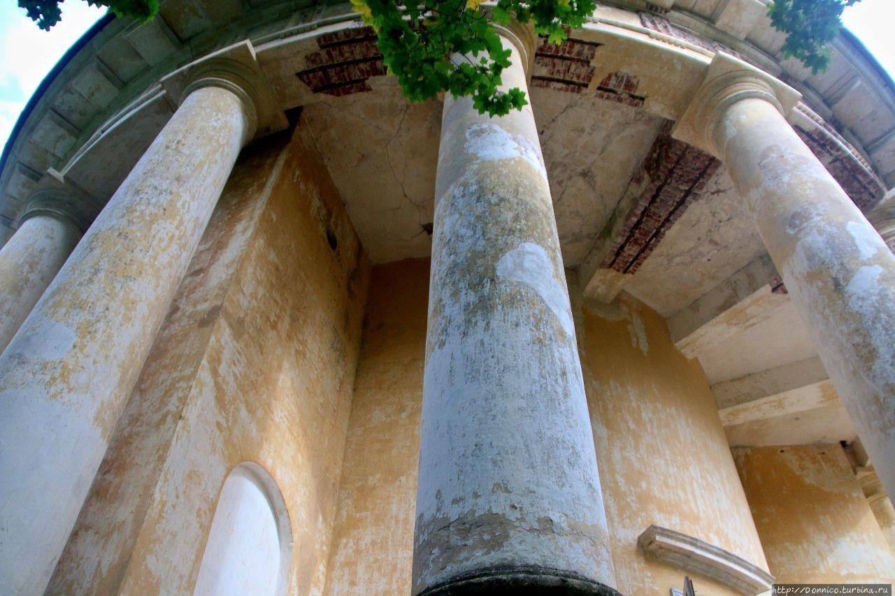 Храм Солнца — редчайшее и сокровенное место