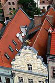 самое красивое здание площади Старый рынок — Звездный дом — раннебарочный жилой дом, построенный в 1697 году