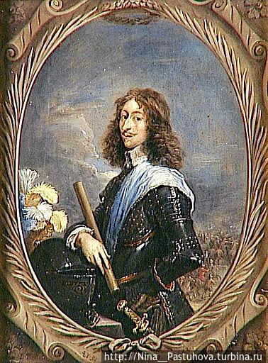 Людовик II де Бурбон Вели