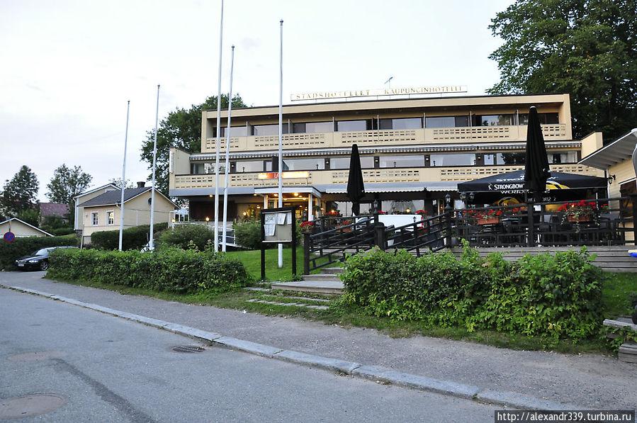 Отель «Kaupunginhotelli».