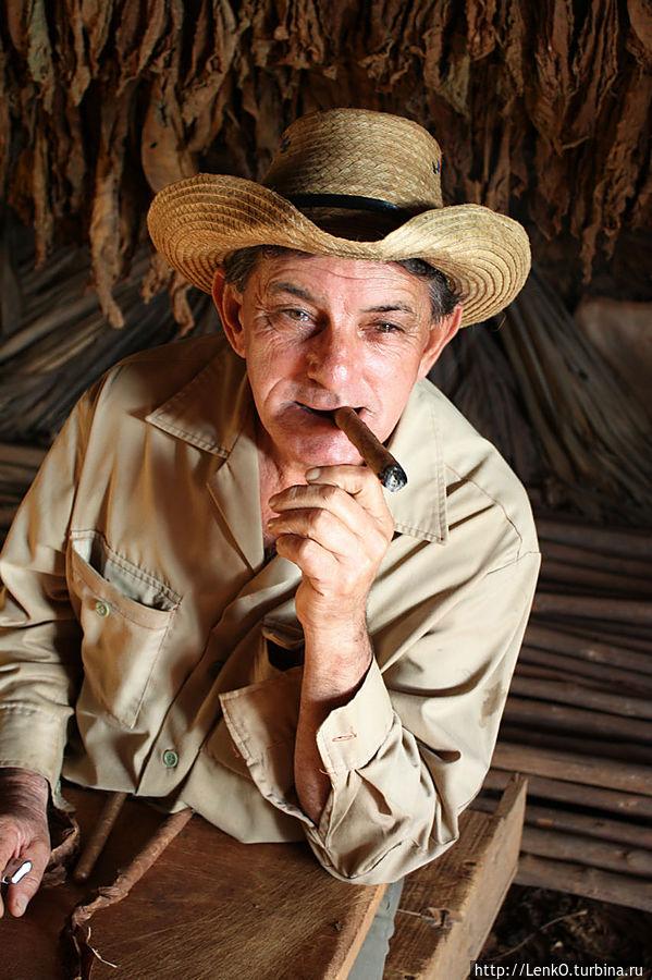 хозяин табачной фабрики