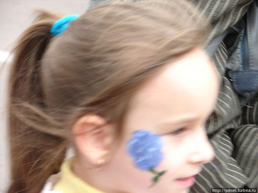 Маленькие модницы и возможно участницы детского конкурса