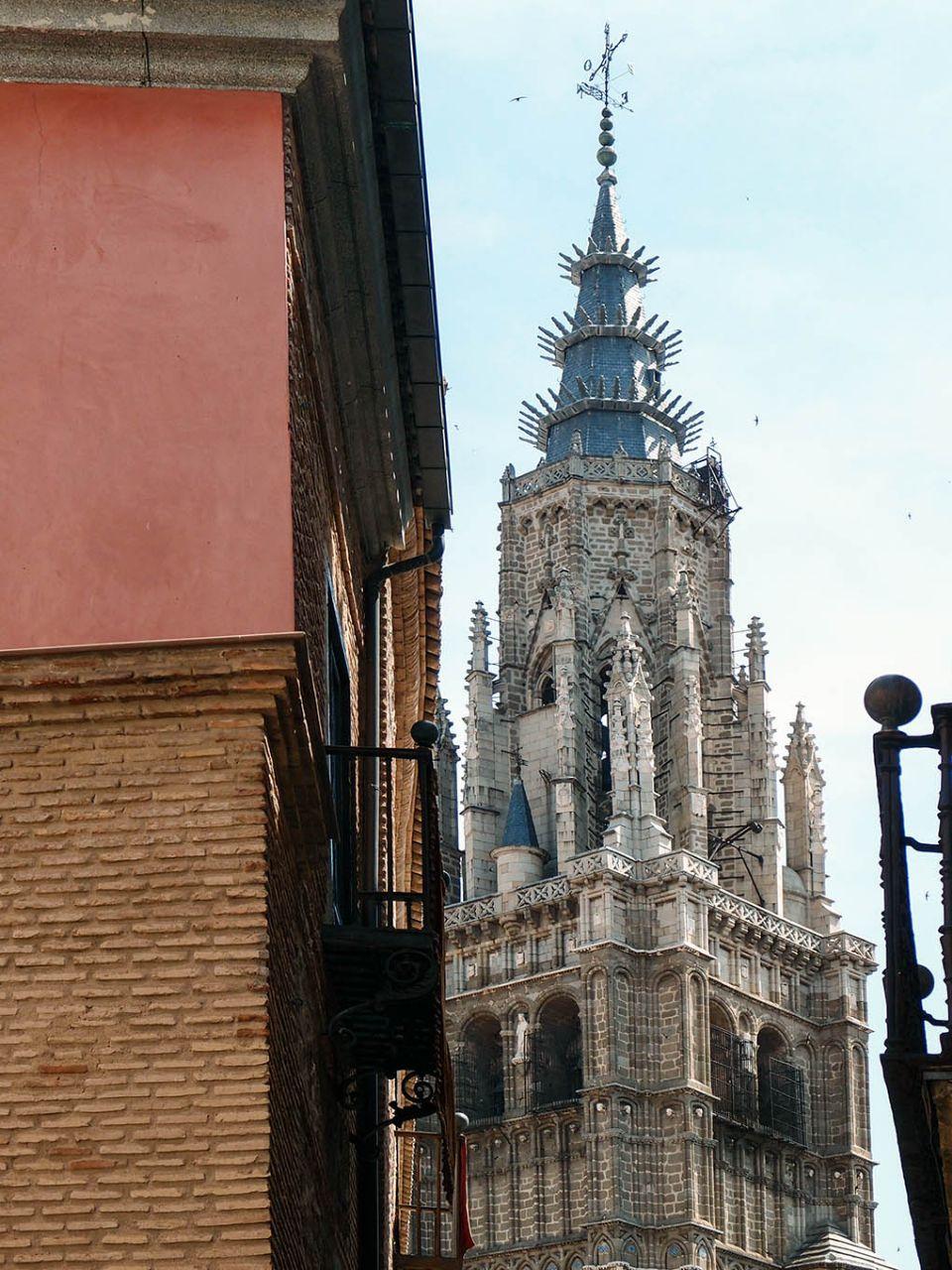 Толедо. Отголоски праздника Толедо, Испания