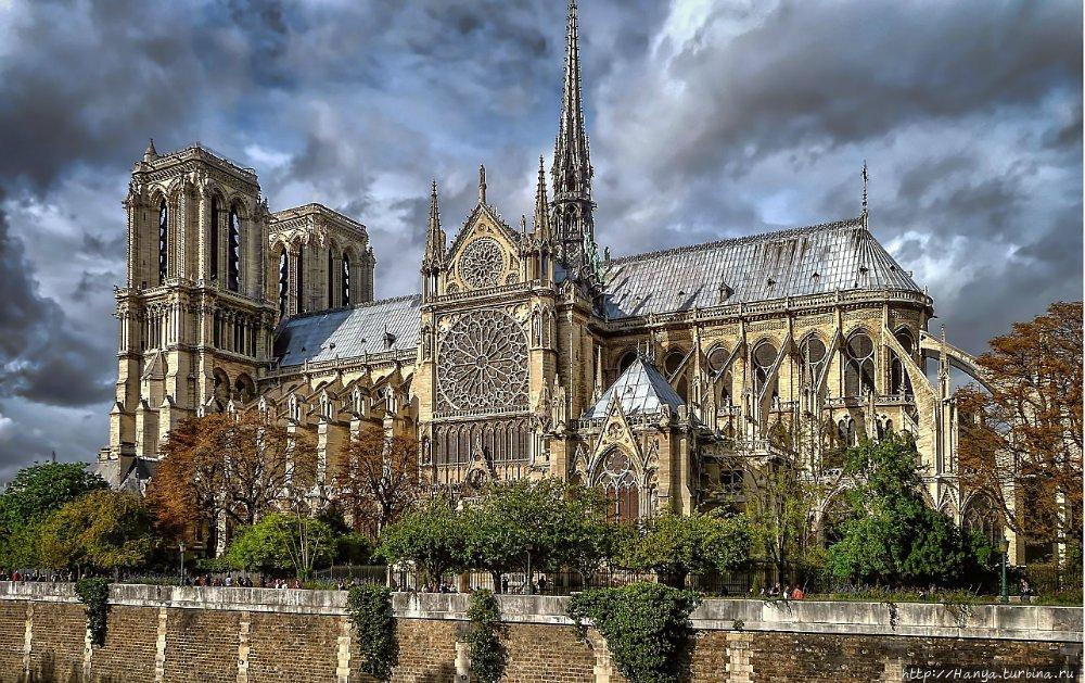 Собор Парижской Богоматер