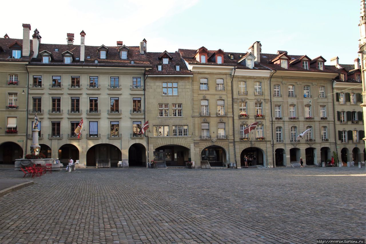 Исторический центр Берна Берн, Швейцария