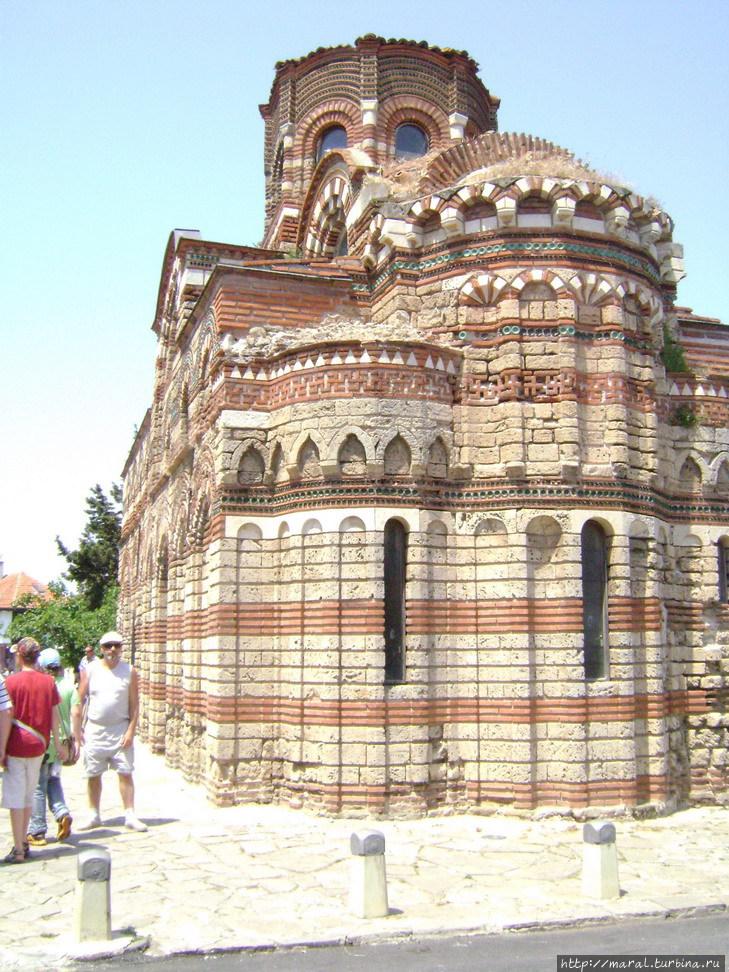 Церковь Христа Пантократора, первая пол. XIV века