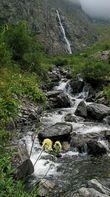 Мидаграбинские водопады. Большой Зейгелан