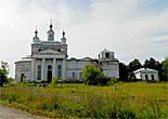 Церковь Троицы Живоначальной 1814г.