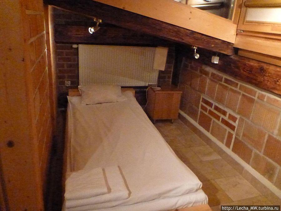 Еще одно спальное место