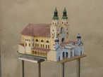 Макет Кафедрального собора