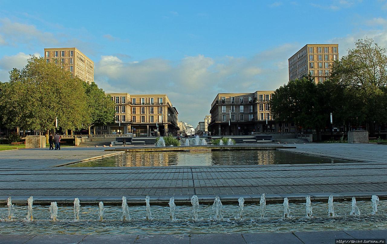 Гавр, восстановленный Огюстом Перре — памятник ЮНЕСКО №1181