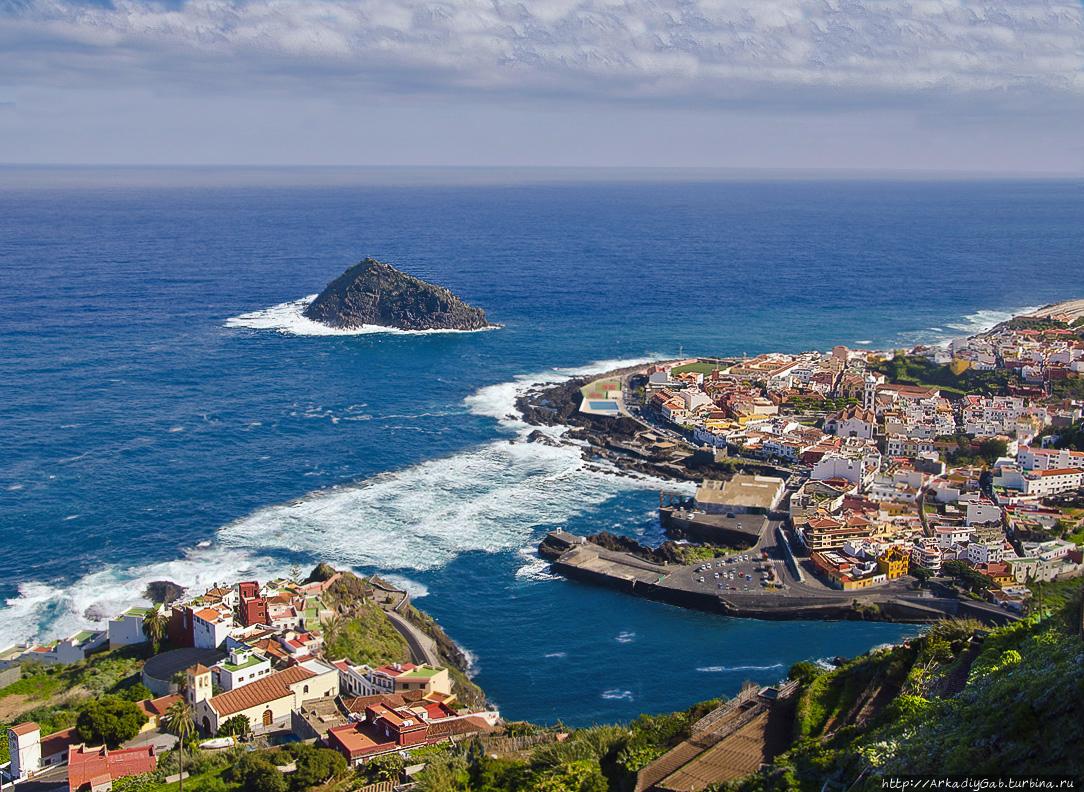 Чем заняться на острове Тенерифе Остров Тенерифе, Испания