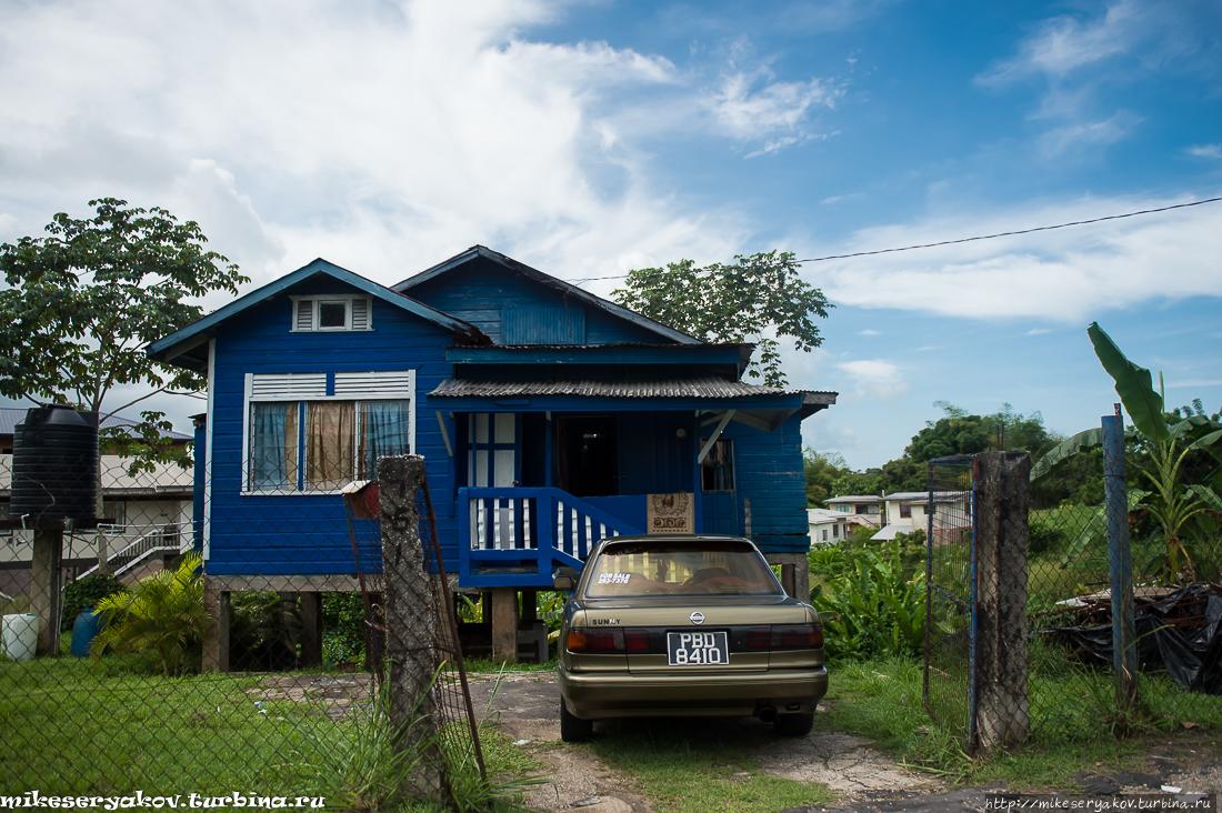 Что посмотреть в Тринидаде Тринидад, Тринидад и Тобаго