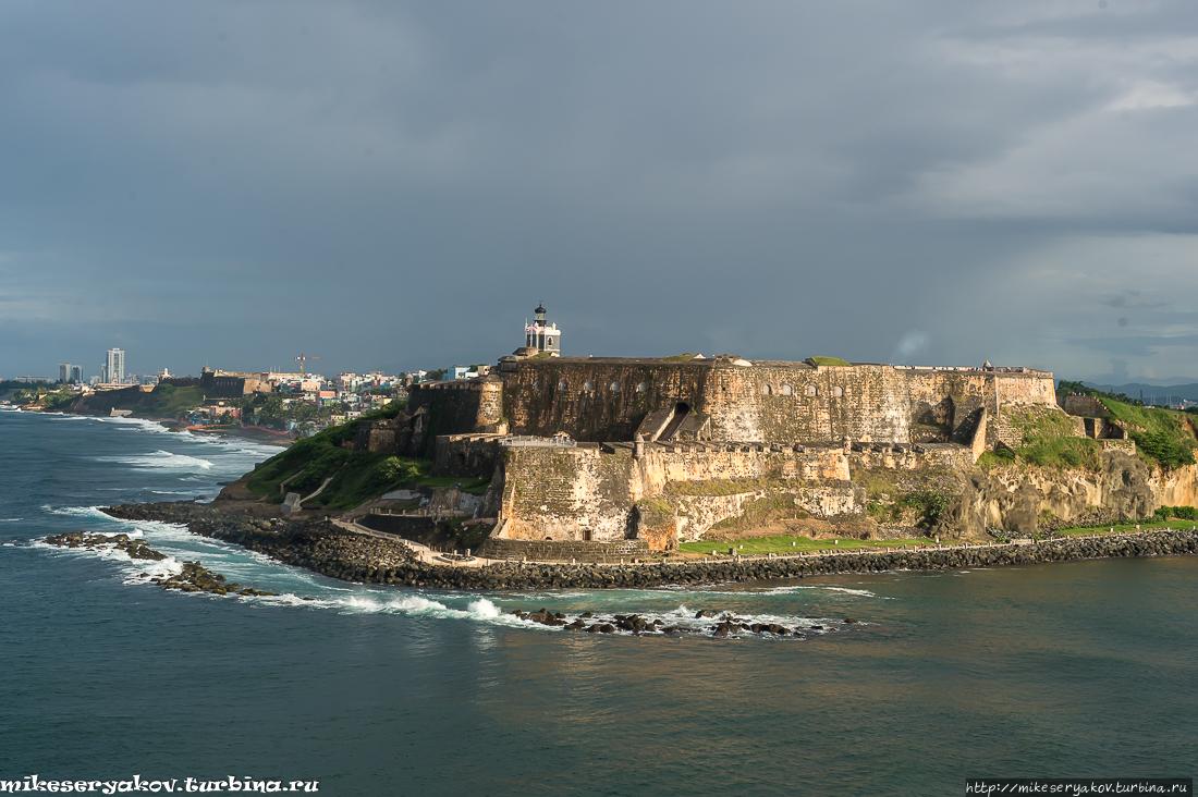 Карибский Пуэрто-Рико