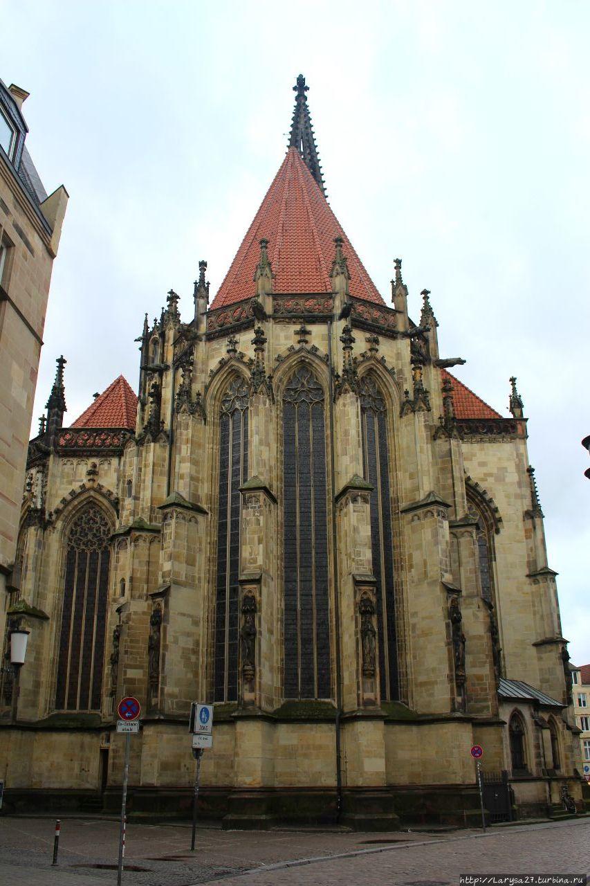 Церковь Св. Ламберта, вос