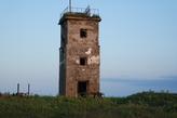Японский маяк. Южно -Курильск.