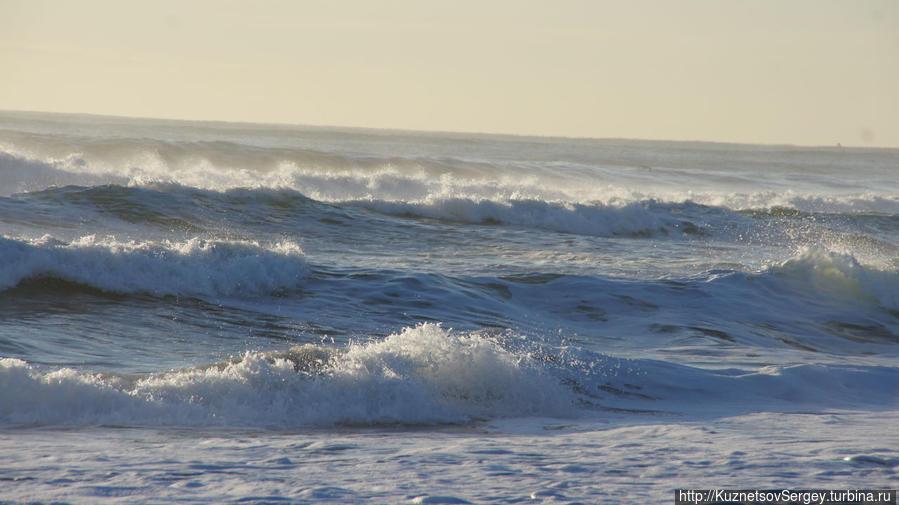Халактырский берег Тихого Океана