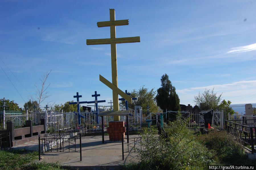 Поклонный крест (современный вид)