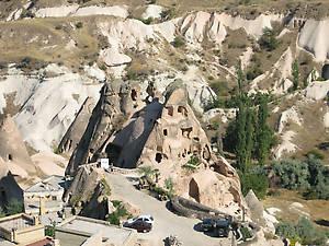 Виды со скалы