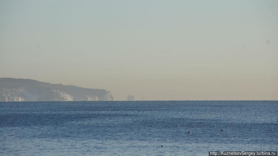 Моховая бухта Авачинской бухты