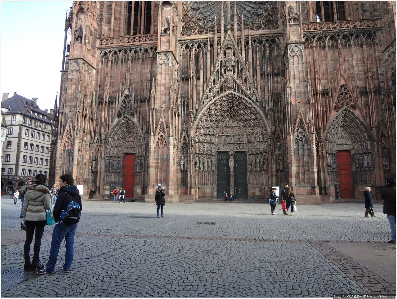 Чемодан-вокзал-Страсбург Страсбург, Франция