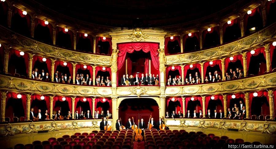 Фото с официального сайта Оперного театра