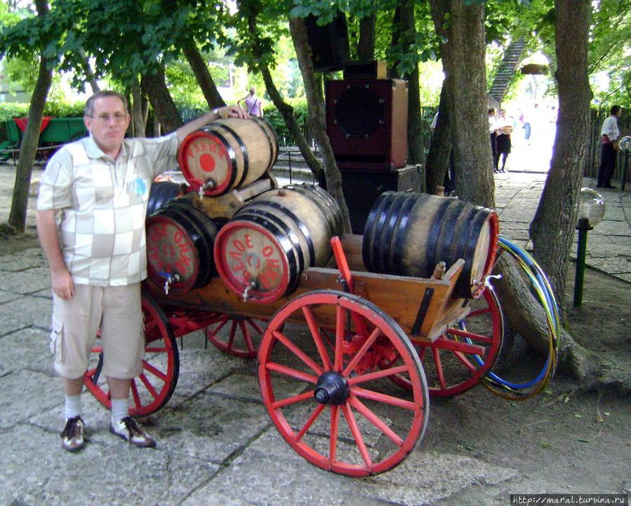 Чтобы елось, и пилось, и в Болгарию моглось!