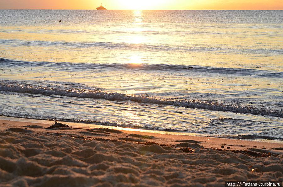 От рассвета до заката - тунис отдых