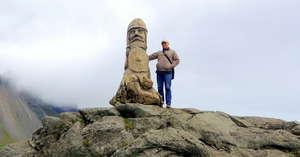 Жизнь викингов на исландском полуострове Стокснесс