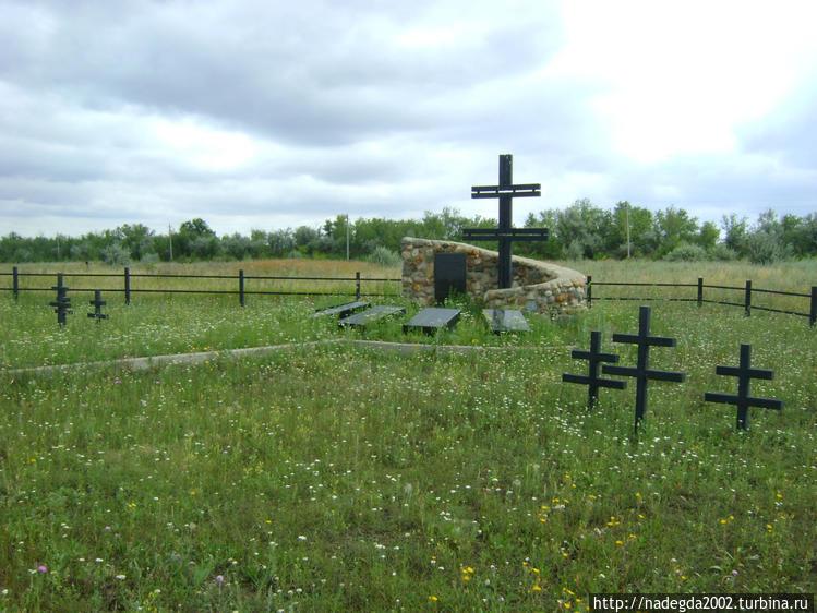 Мемориал военнопленным у