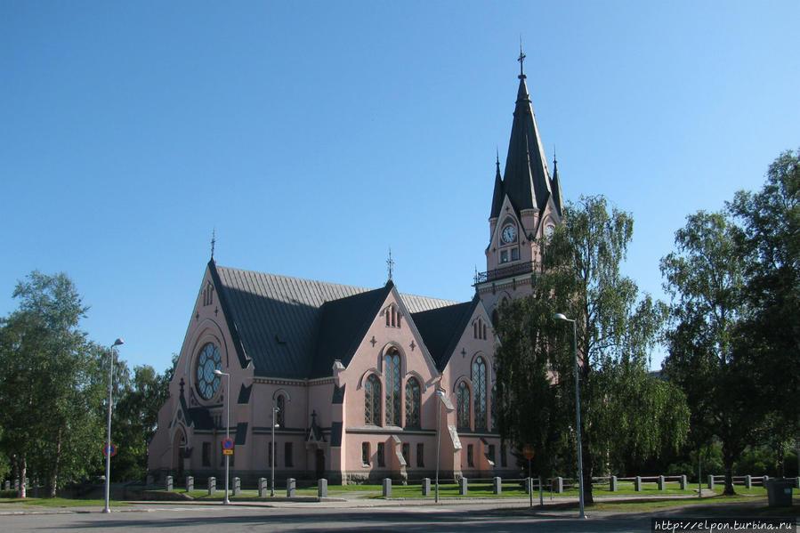 Торнио Финляндия