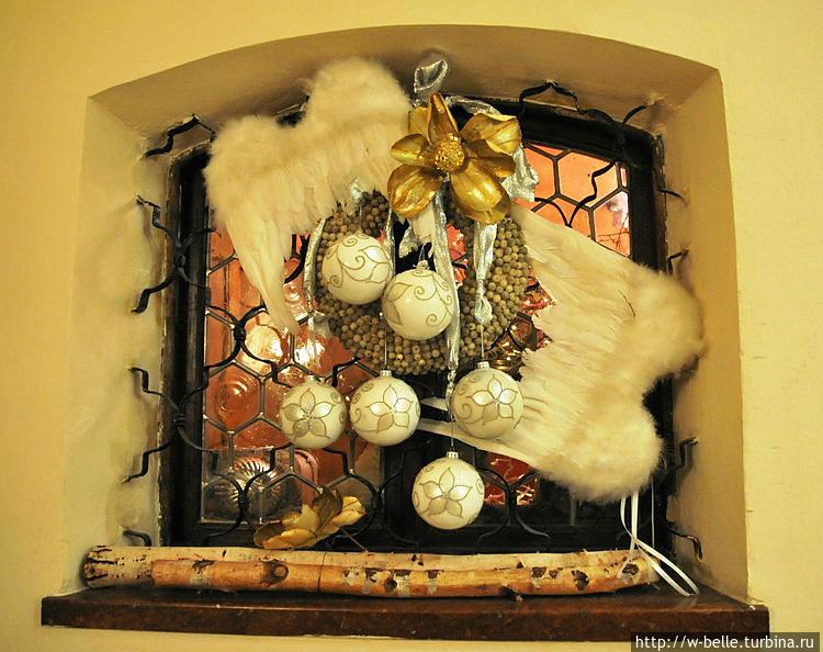 Рождественское убранство