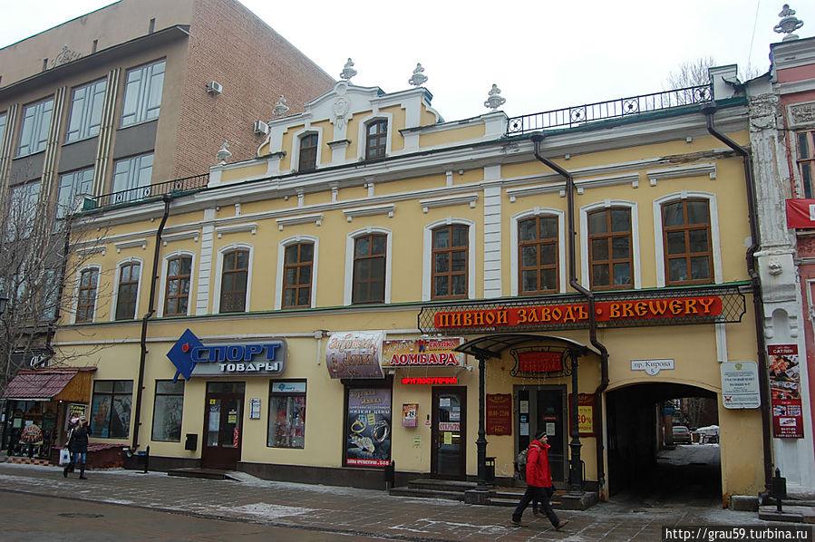 Дом Замоткиных