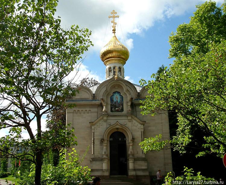 Преображенская церковь в