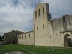 Недостроенная церковь Пресвятой Троицы