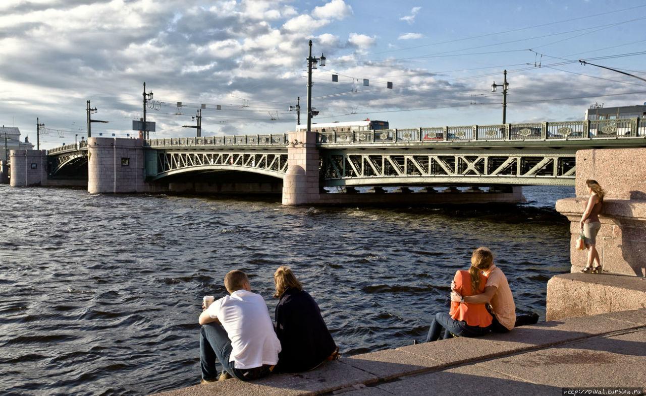 Санкт-Петербург. Прогулка 2-я: вокруг зданий Эрмитажа