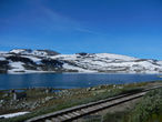 До открытия туннеля, лавины на этом участке пути служили частой причиной прекращения сообщения Осло-Берген на несколько дней. Дорога, кстати, была электрофицированной, но древесина на плато — ценность ценностей — столбы разобрали в первую очередь.