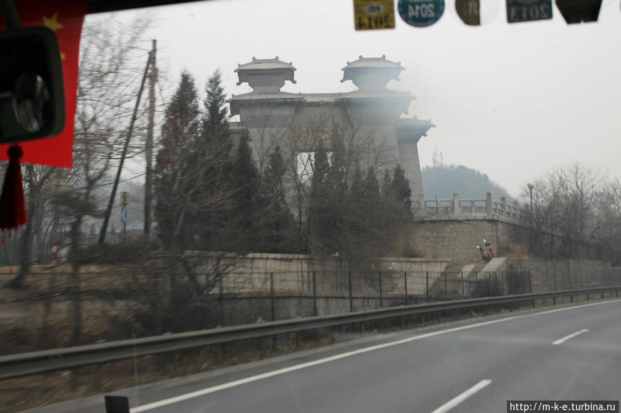 Зимой на Великой Китайской стене Бадалин (Великая Стена), Китай