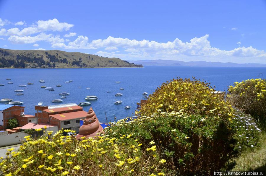 Оазис красоты Копакабана, Боливия