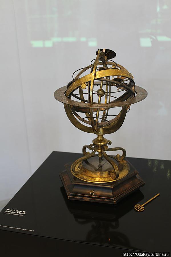Армиллярная сфера — астрономический инструмент, употреблявшийся для определения экваториальных или эклиптических координат небесных светил.