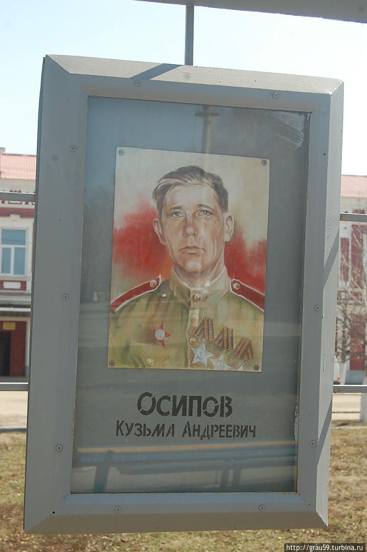 Осипов Кузьма Андреевич (