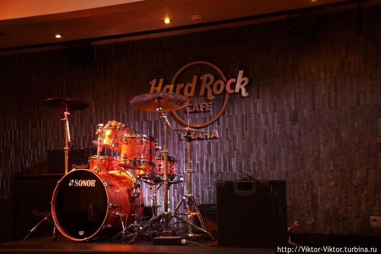 forecasting at hard rock café v0 1