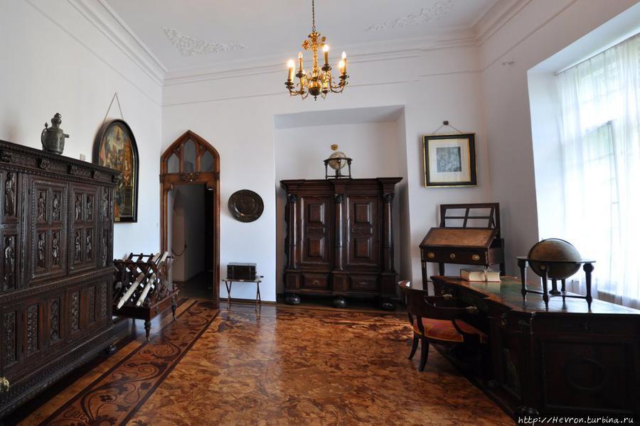 Комната Владислава Замойского. Фото из интернета.