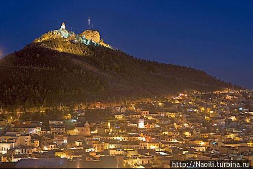 Zacatecas Фото из Интерне