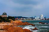 Китай, Циндао, Жёлтое море